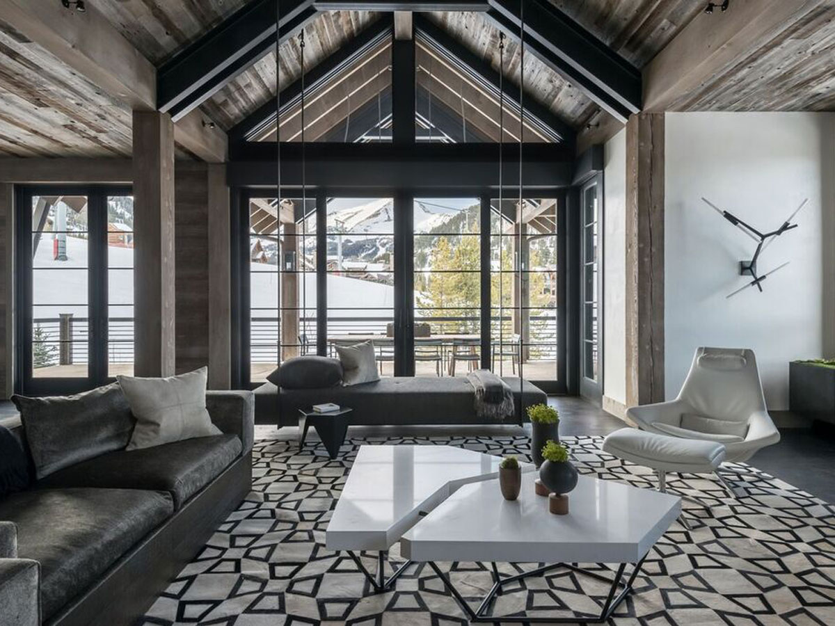 John Vancheri Interior Design Montana 19S